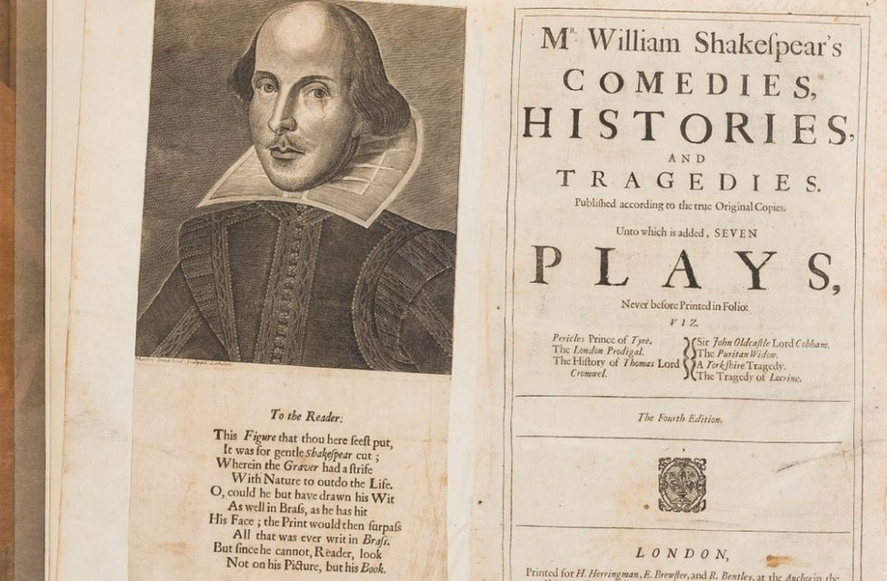 William Shakespeare's Fourth Folio