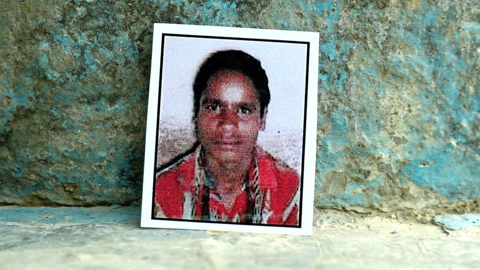 The Indian Dalit man killed for eating in front of upper-caste men