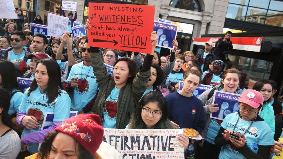 米ハーヴァード大、アジア系受験生を「差別していない」 連邦地裁 - BBCニュース
