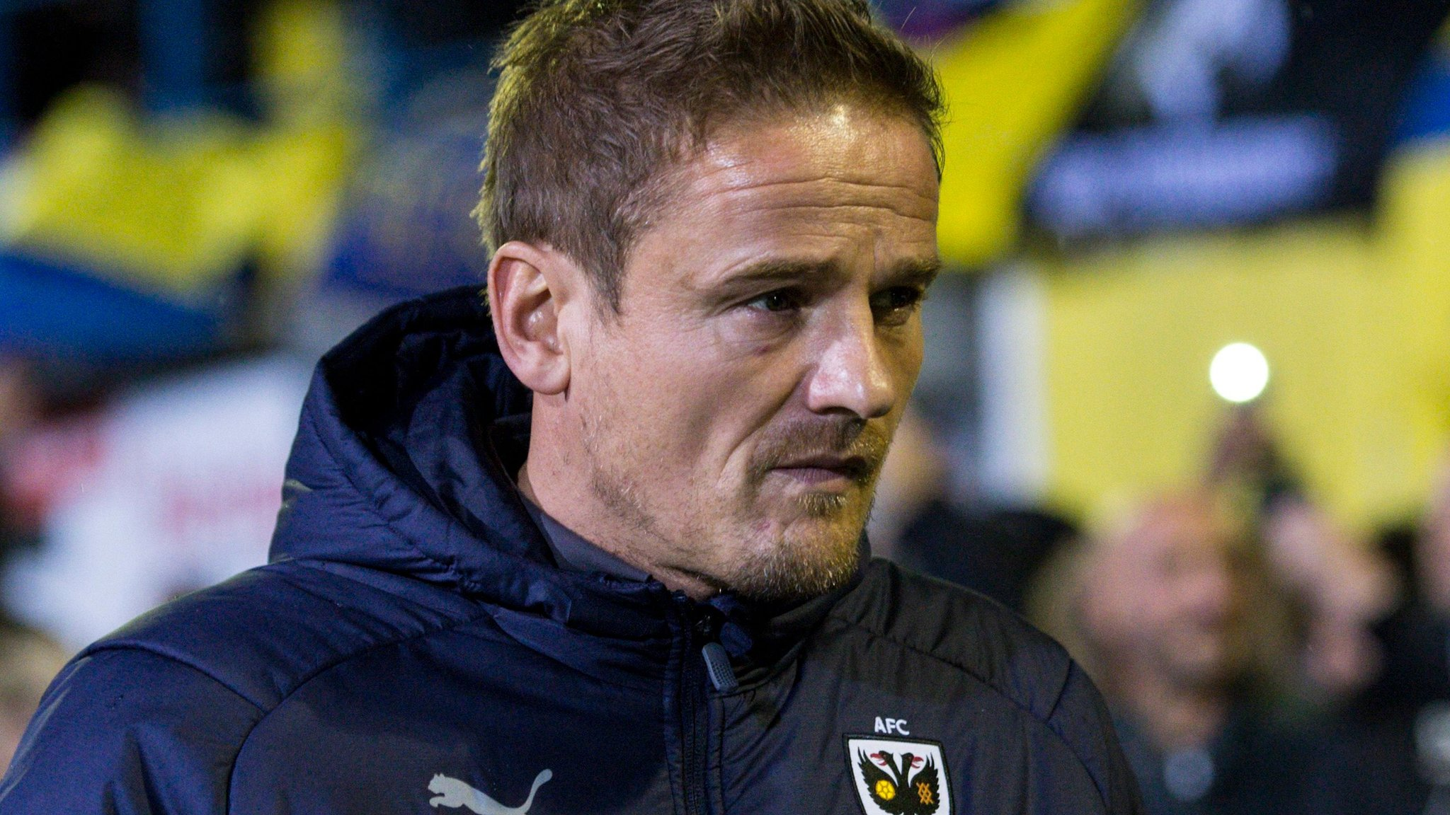 Neal Ardley: AFC Wimbledon boss leaves after more than six years in charge