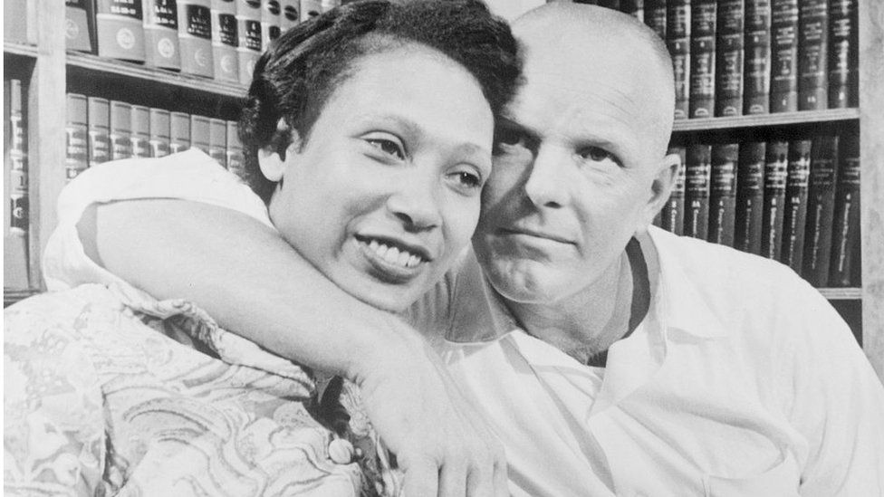 Richard y Mildred Loving