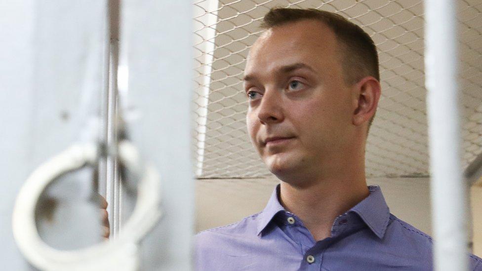 """""""Следователи сказали, что читали все его статьи"""": что стало известно о деле Сафронова"""
