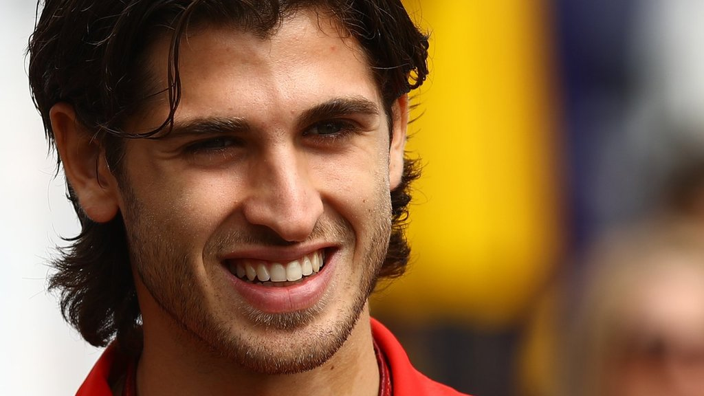 Italy's Giovinazzi replaces Ericsson at Sauber