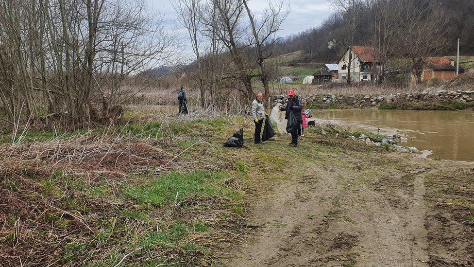 čišćenje reka
