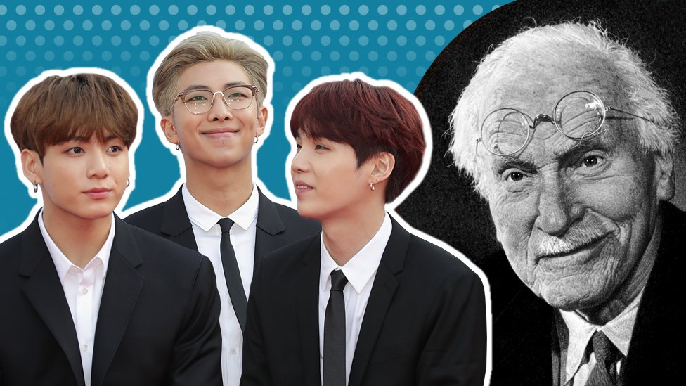 Jung lovers: BTS delve into psychology on their album, Map Of The Soul