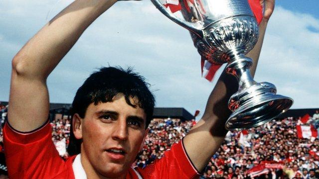 Rewind (1982) - Motherwell 0-1 Aberdeen