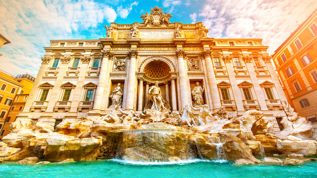 Quiz of the Week: What's the fountain furore in Rome?