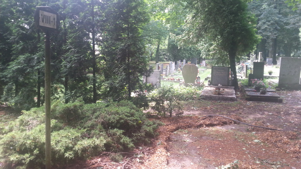 Dablice cemetery