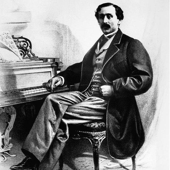 Louis Moreau Gottschalk