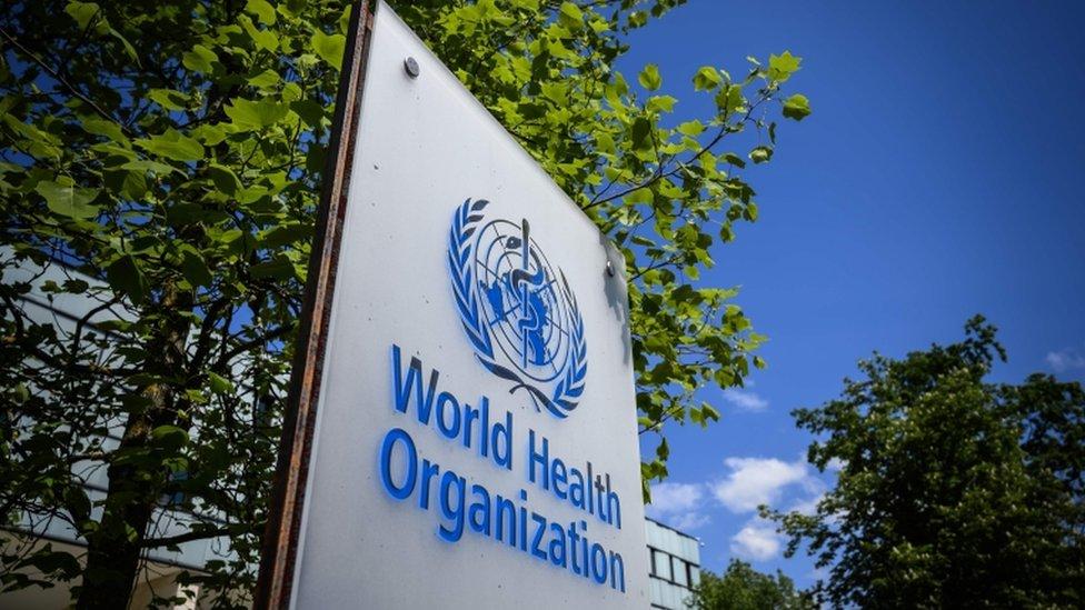 مقر منظمة الصحة العالمية في جنيف