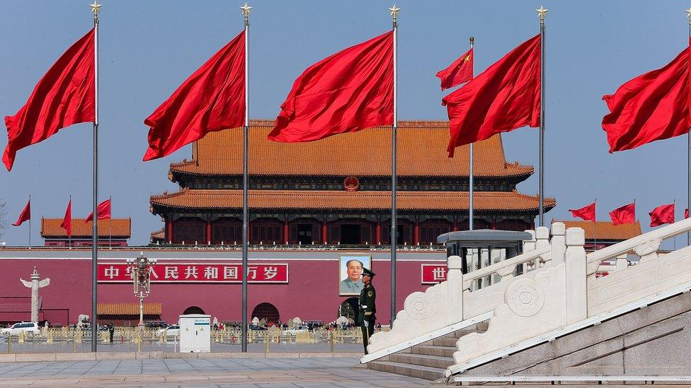 Komunistička partija Kine na vlasti je od 1949.