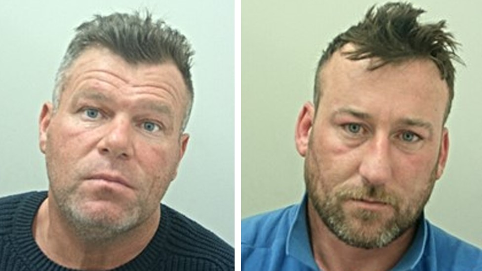 Thwaites Brewery travellers' camp: Two men jailed