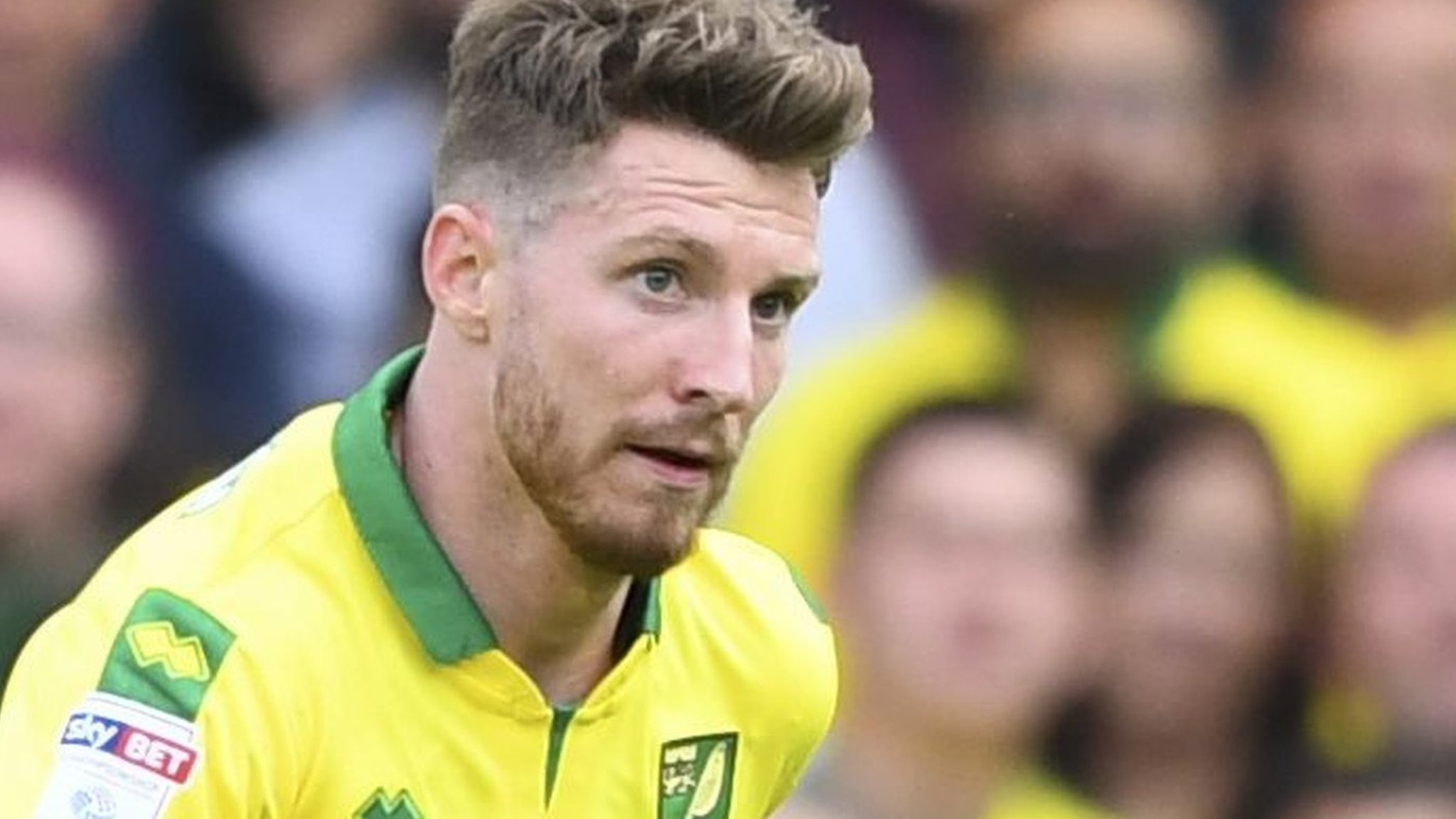 James Husband: Fleetwood Town sign Norwich City left-back on loan until January