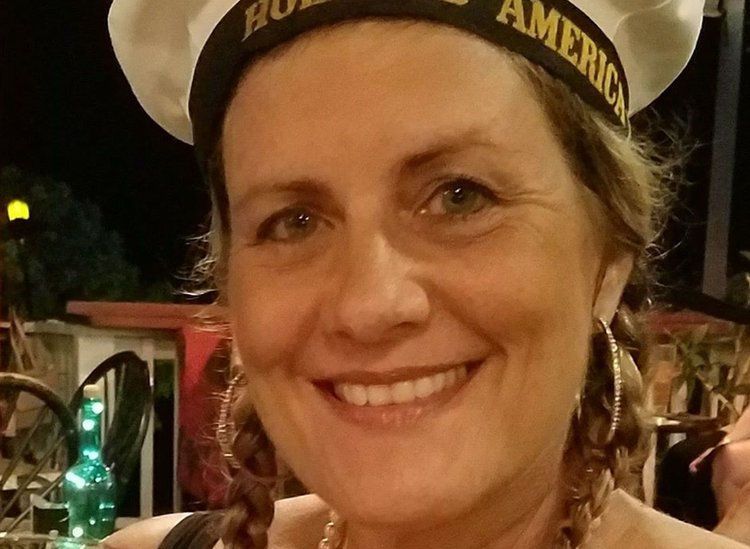 Maija Stenback evacuated her home along with her family