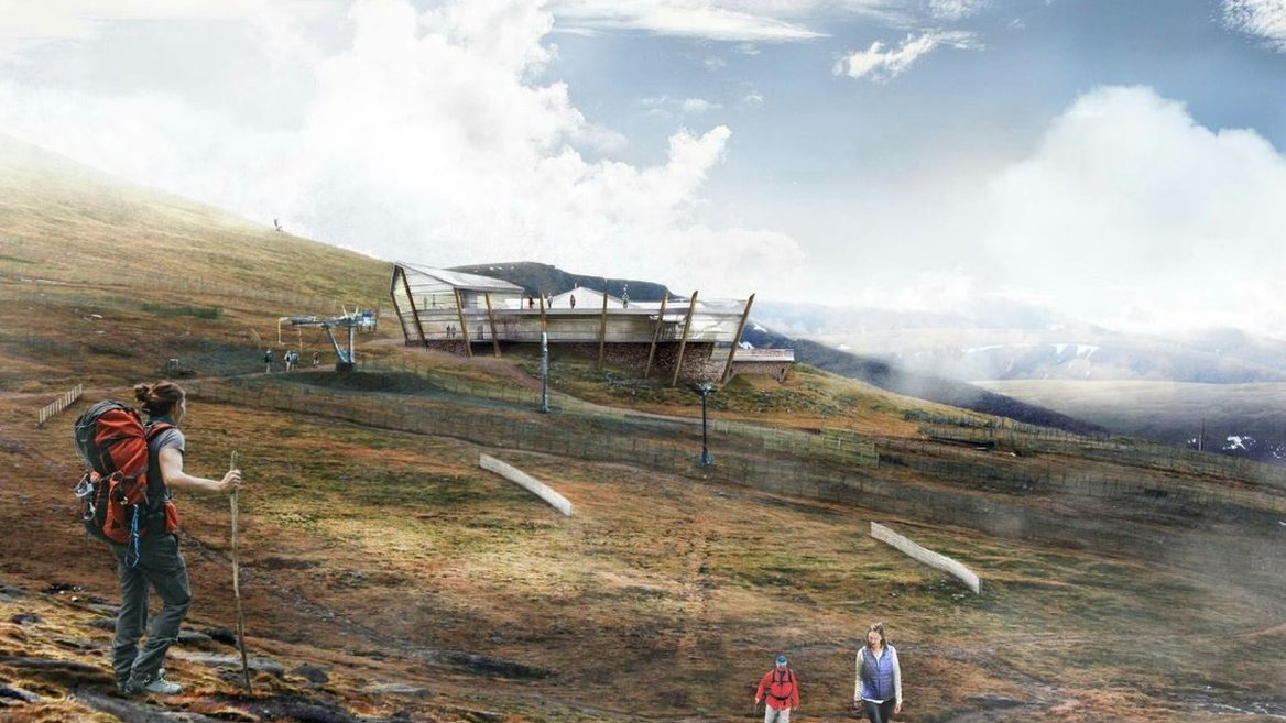 Revamp of Cairngorm's Ptarmigan restaurant approved