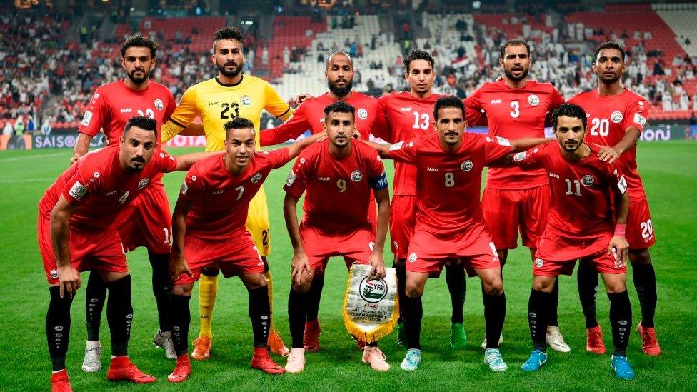 Selección de Yemen
