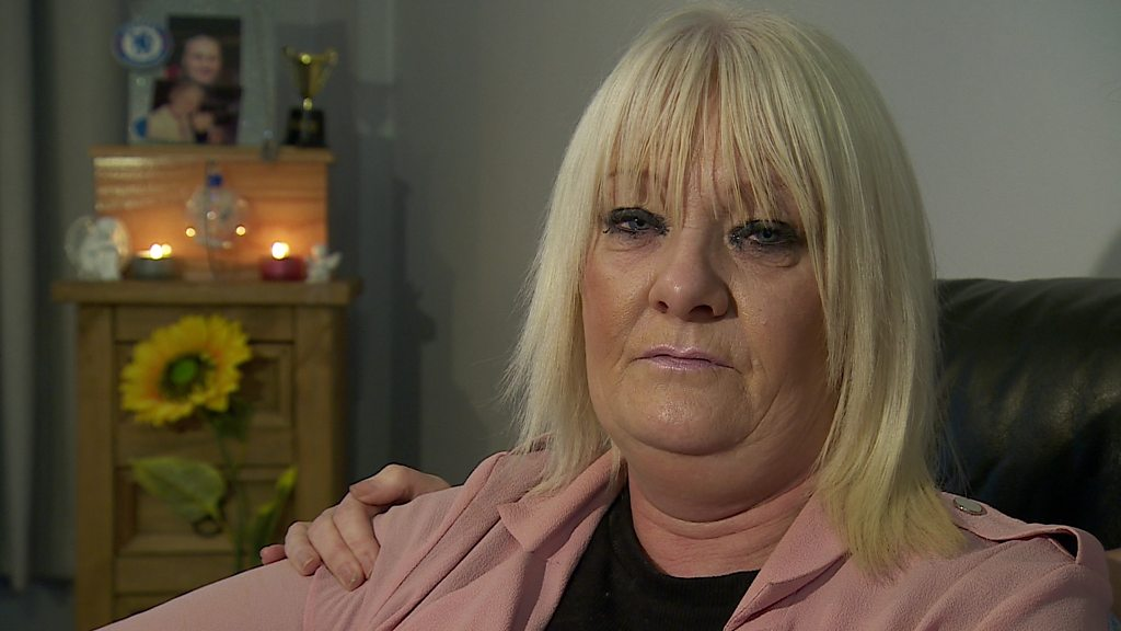 Colin Horner murder: Don't join paramilitaries, says mother