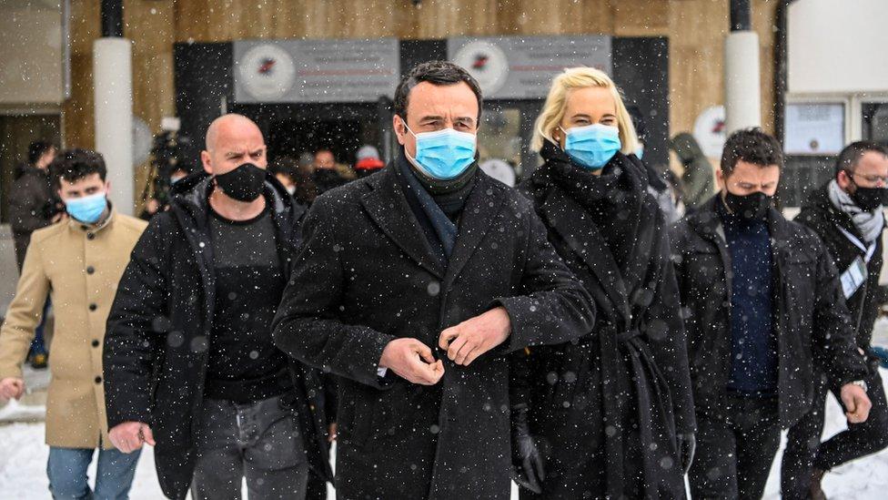 Priština, 14. februar 2021.