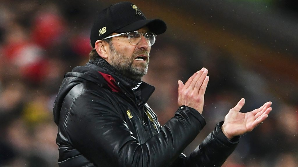 Liverpool 0-0 Bayern Munich: Jurgen Klopp admits draw was 'not the game we dreamed of'