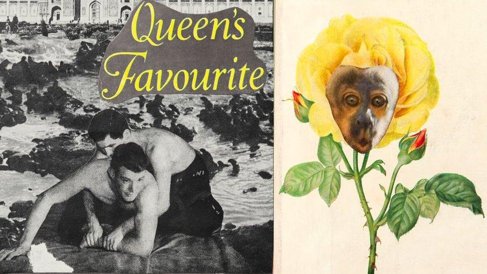 Joe Orton book covers