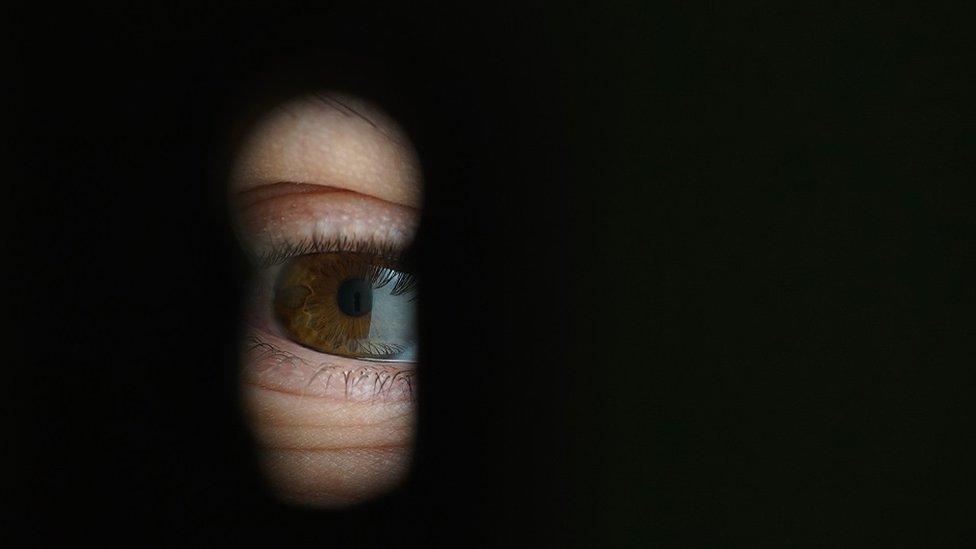 Špijuniranje je špijuniranje - ali većina ljudi drugačije gleda na to kada je onlajn