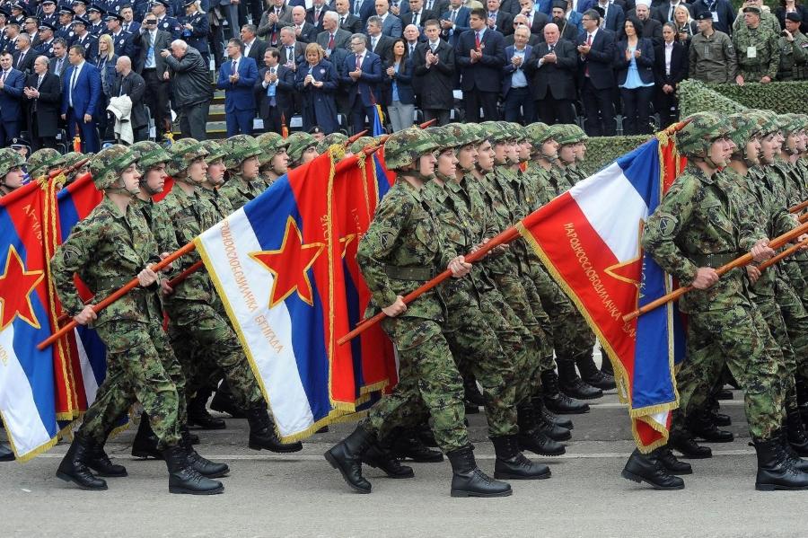Vojna parada, Niš