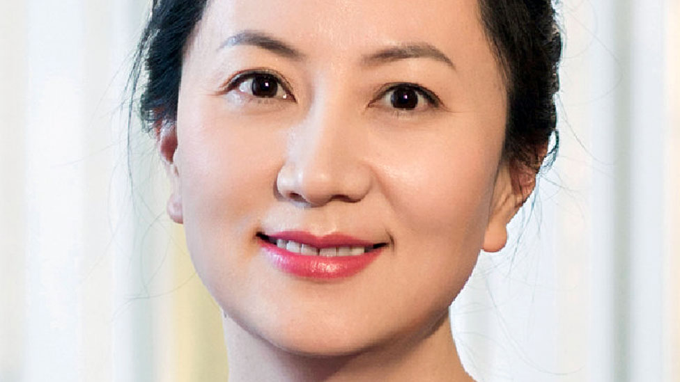 Meng Wanzhou, Huawei Technologies Co Ltd's chief financial officer (CFO), is seen in this undated handout photo obtained by Reuters December 6, 2018