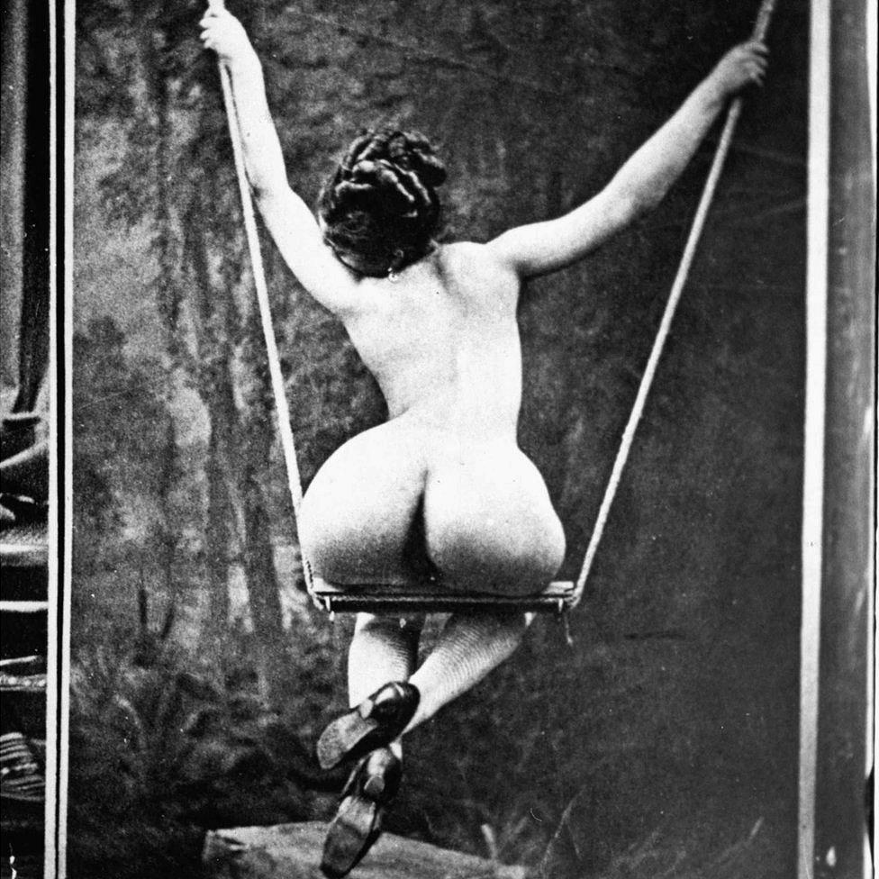 Fotografía pornográfica del siglo XIX