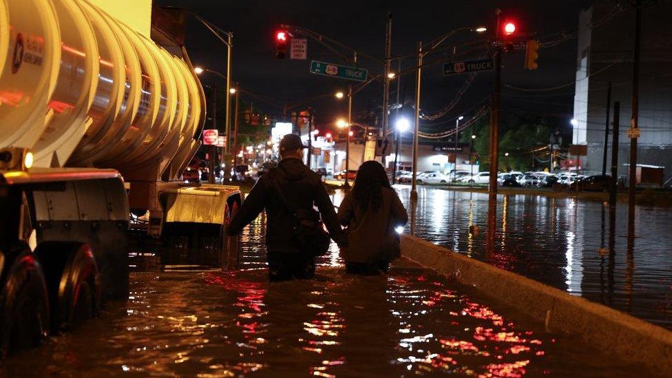 فيضانات في نيوجيرسي