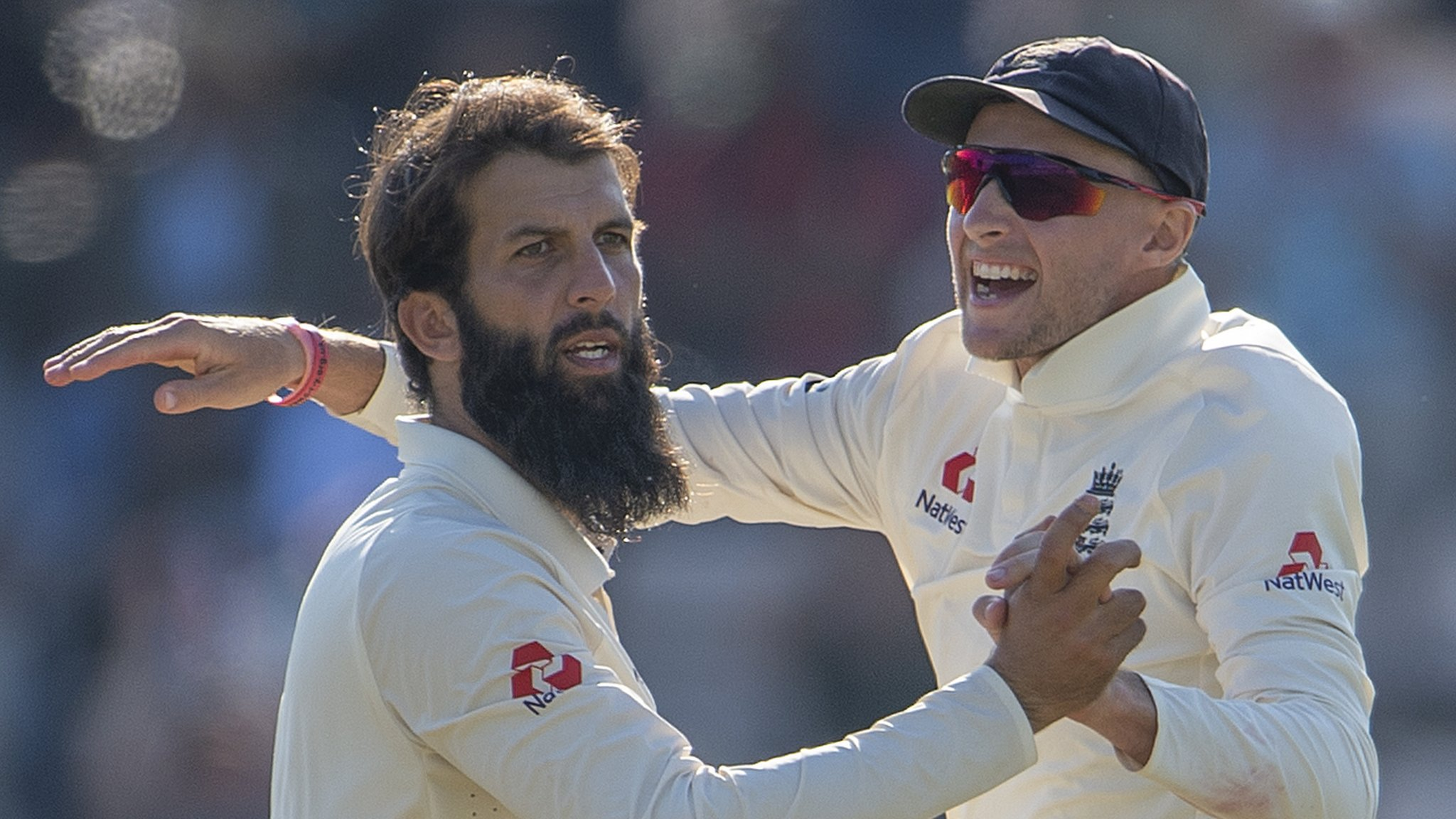 Moeen has 'full support' over 'Osama' slur claim