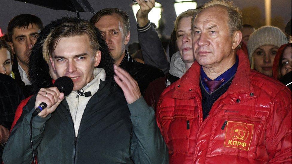 Московская полиция взялась за КПРФ, чтобы помешать протестам после выборов