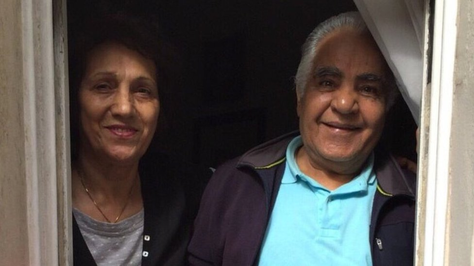 'Frail' Edinburgh couple face removal to Iran