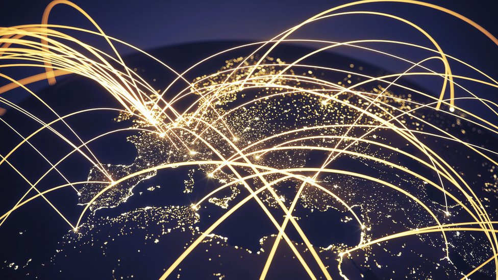 Mundo interconectado
