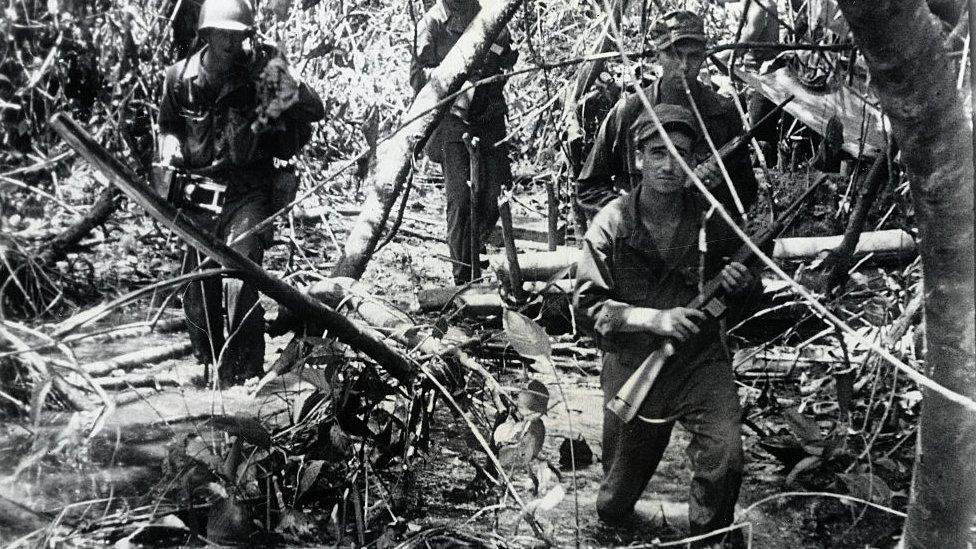 Američki vojnici u Drugom svetskom ratu