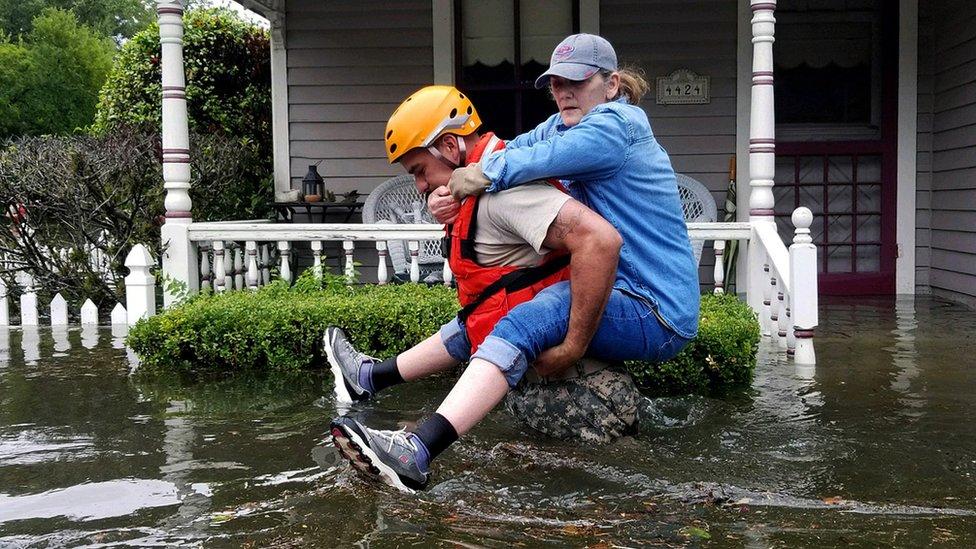 La tormenta Harvey causó al menos 68 muertes en el estado de Texas, en Estados Unidos.