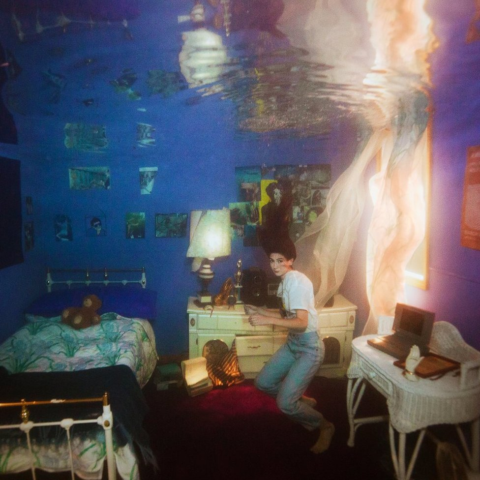 Artwork for Weyes Blood's Titanic Rising