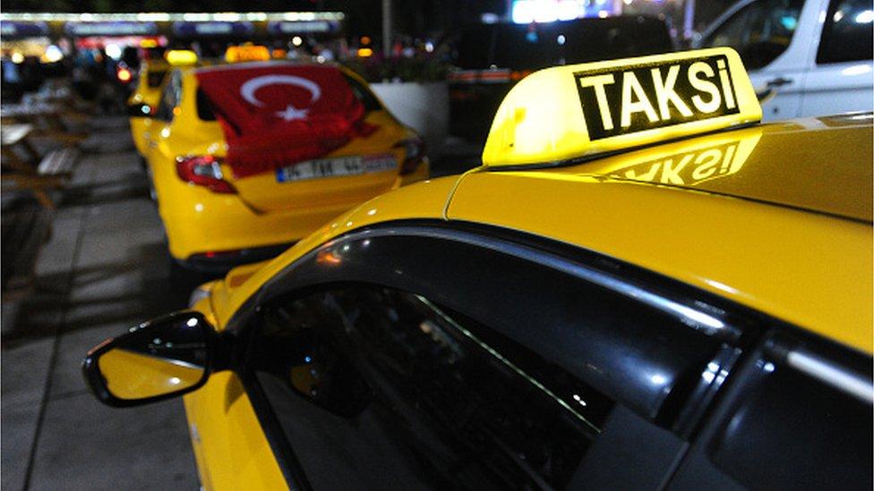 taksiciler