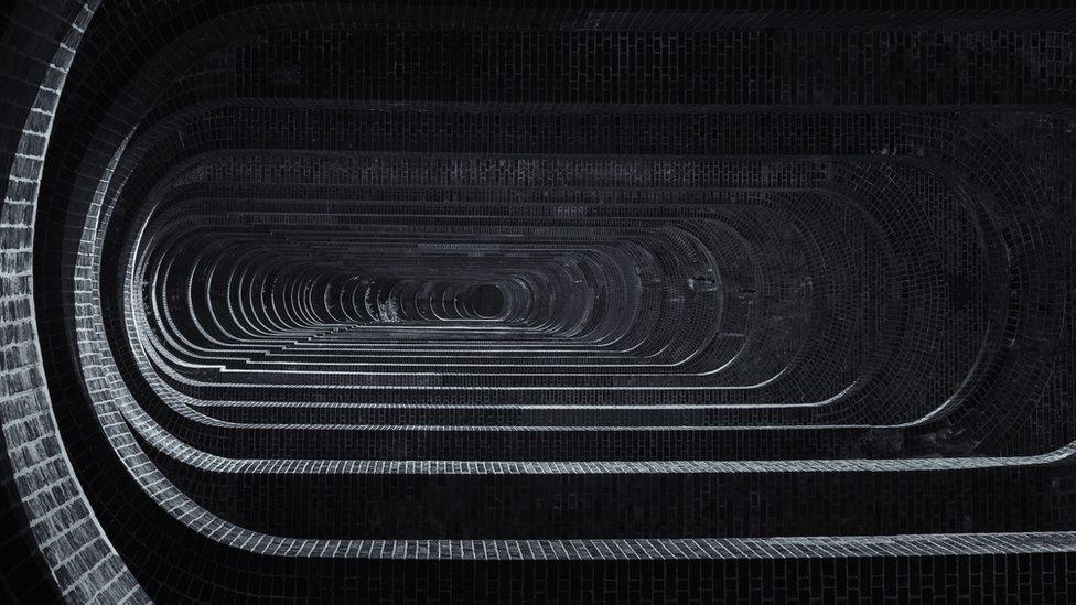 Viaducto de ladrillo