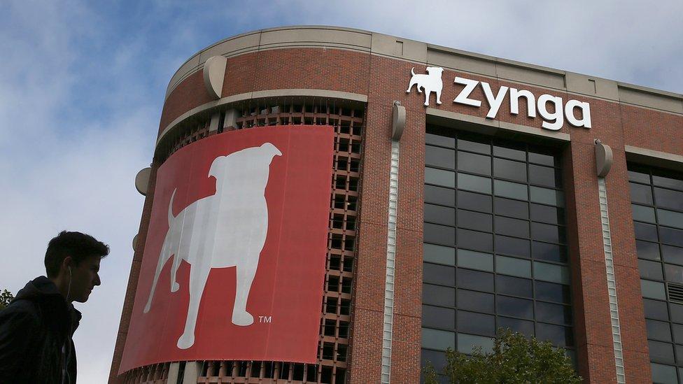 Zynga HQ