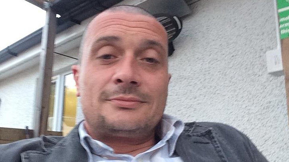 Paltalk chat room user Leon Jenkins killed himself online