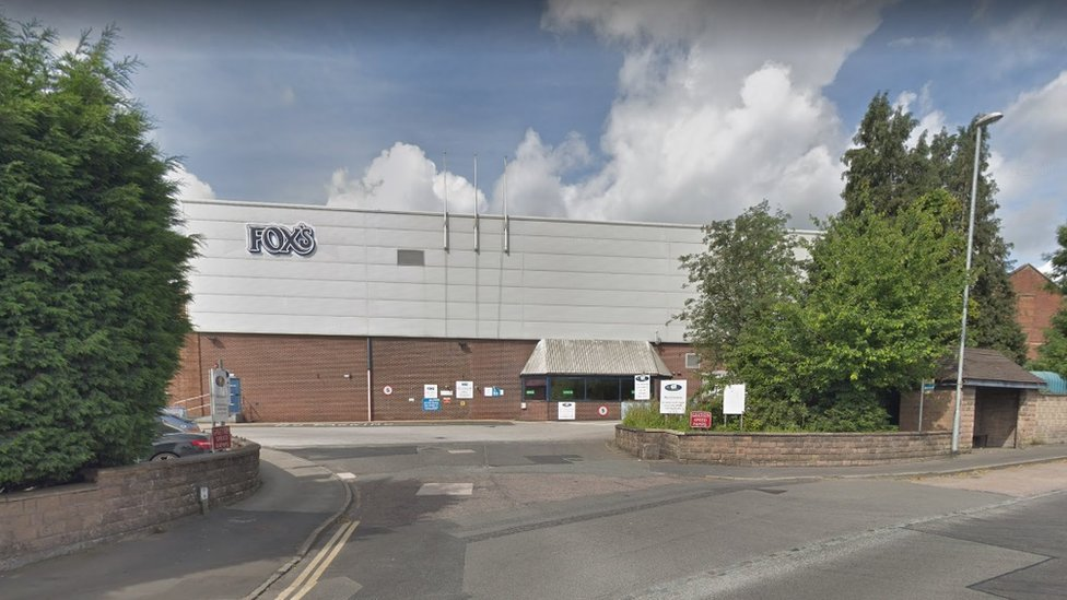Uttoxeter's Fox's Biscuits factory announces job cuts