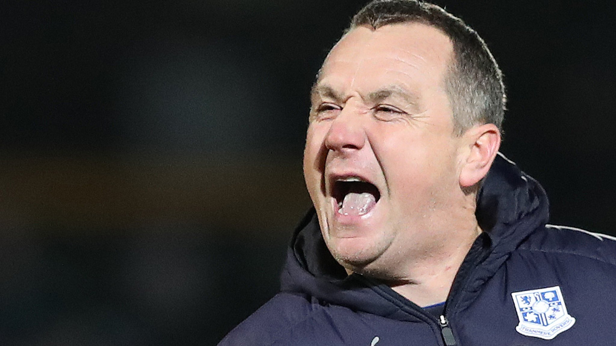 Tranmere Rovers: Spurs FA Cup tie a reward for fans after 'dark times' says boss