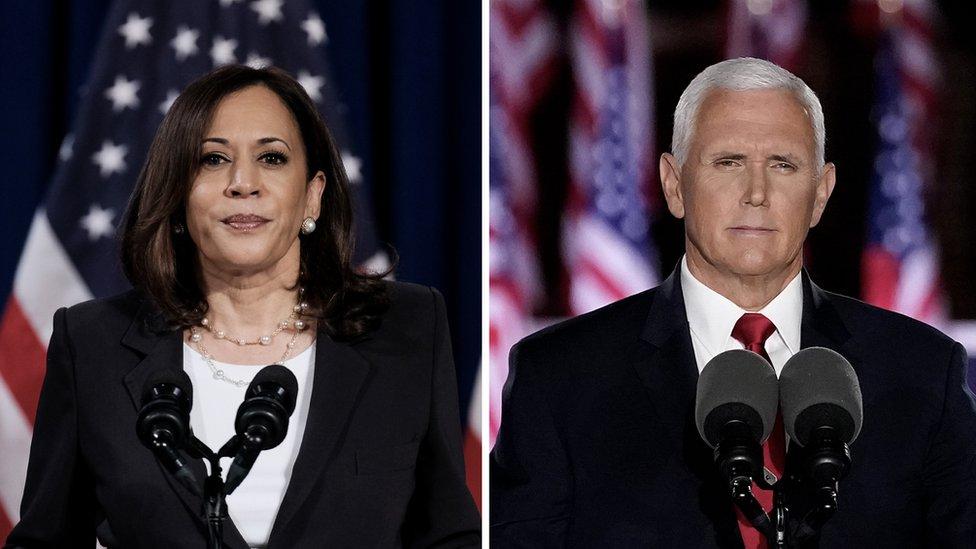 Kamala Harris v Mike Pence: Why this vice-president debate matters - BBC  News