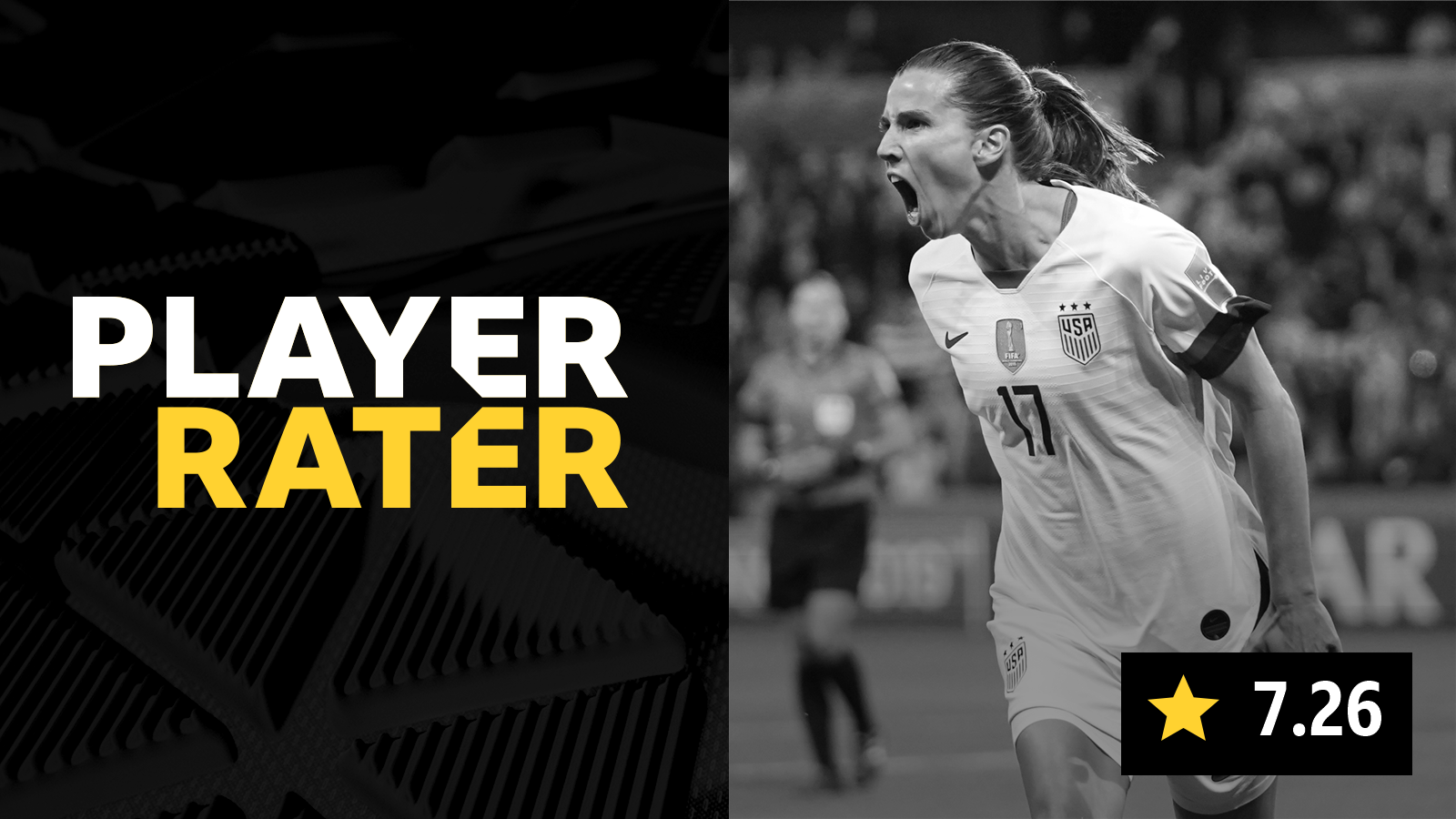 Women's World Cup: How you rated the players - Sweden v USA
