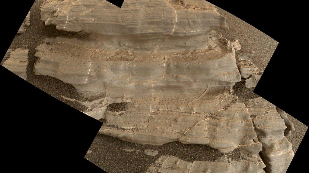 Jura on Mars