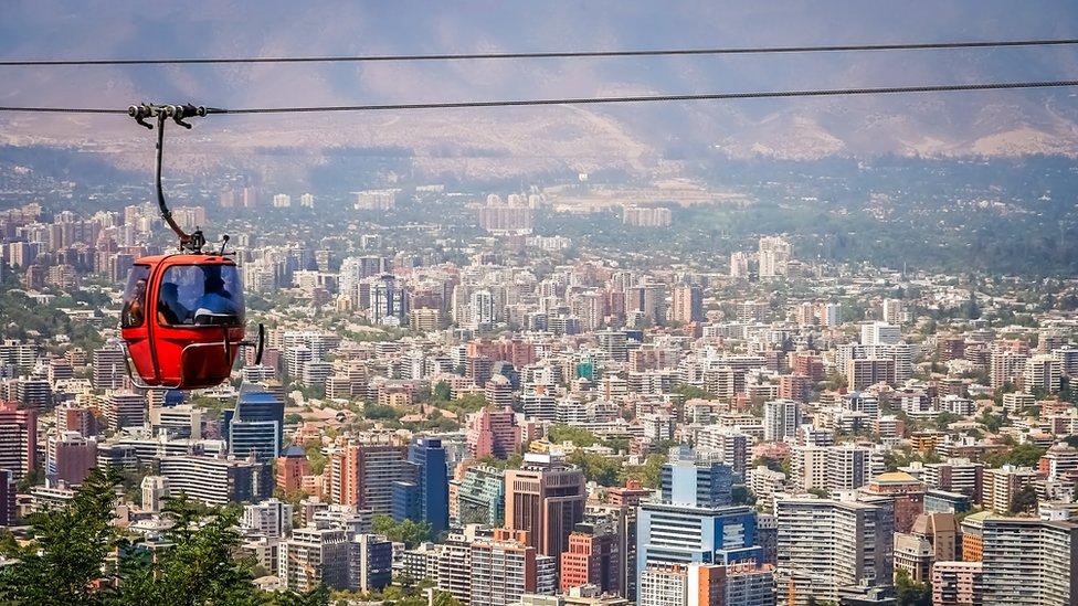 Chile es otro de los países de la región que ofrece trabajos de buena calidad.