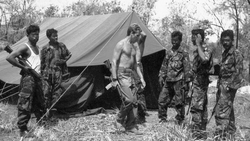British Mercenaries Investigated Over Sri Lanka War Crimes