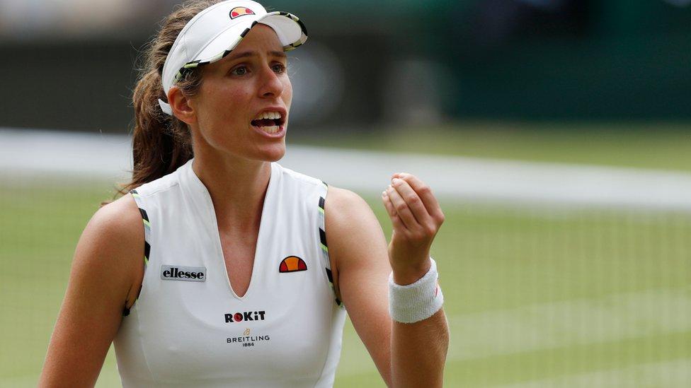Teniserka Joana Konta koristi usluge sportskih psihiloga