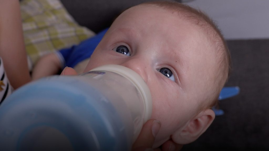 Aptamil investigating baby milk formula complaints