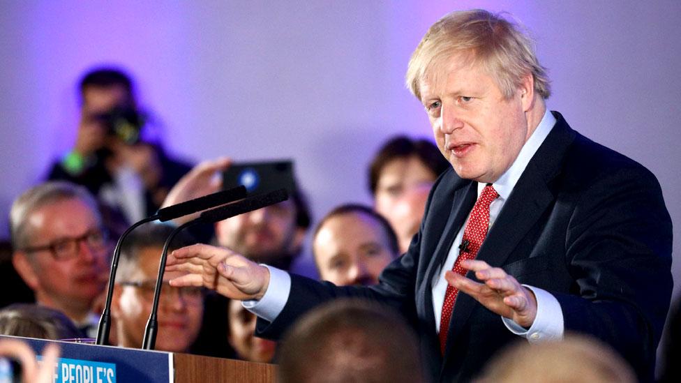 UK ELECTION: बोरिस जॉनसन भारी बहुमत के साथ सत्ता में लौटे